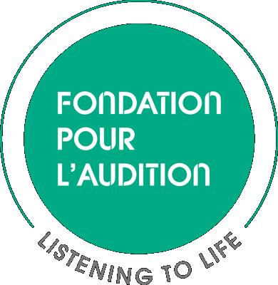 Logo Fondation pour l'audition